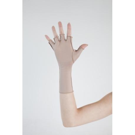 Luvas sem dedo