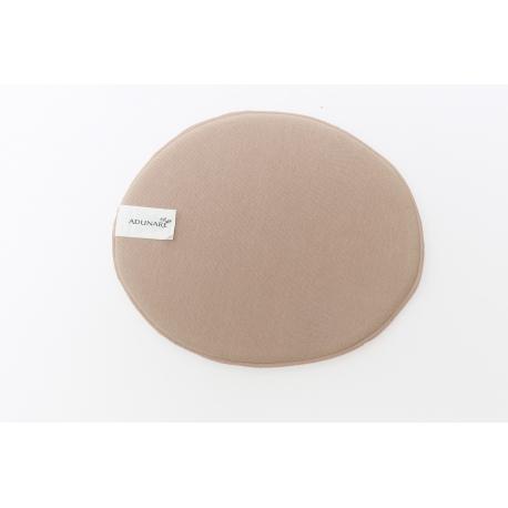 Espuma, formato oval para abdômen e/ou costas